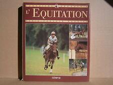 CONNAITRE & DECOUVRIR L'EQUITATION - Marie-Pascale RAUZIER - Ed.Minerva 2000