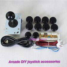 NO Delay Arcade DIY Accessorie USB Encoder + China joystick + China buttons MAME