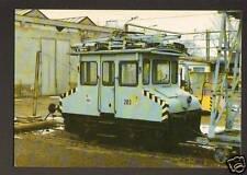 TRAIN de HONGRIE / TRACTEUR 203 MUNKAGEPE