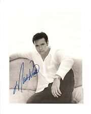 MARK WILLS  AUTOGRAPH 8 X 10 B/W PHOTOGRAPH A24877   COUNTRY