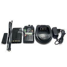 Wouxun KG-UV6D Waterproof Walkie Talkie 136-174/400-480Mhz Radio Ham Transceiver