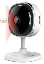 1080P Wireless WIFI IP Camera Indoor CCTV Home Security Webcam Panoramic  IR Cam