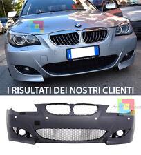 PARAURTI ANTERIORE LOOK M5 PER BMW SERIE 5 E60 E61 2003-2007 ABS - TOP QUALITA'