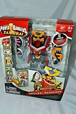 Power Rangers Samurai Megazord with Sword 2011 Bandai Saban in Box Complete