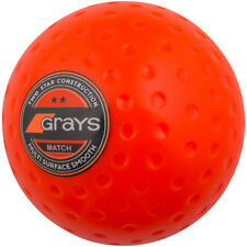Grays Hockey Match Ball - Orange