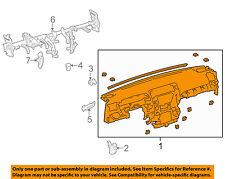 TOYOTA OEM 10-16 4Runner Instrument Panel-Dash 5530135906C0