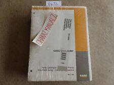 Case 1845c Uni Loader Parts Catalog Manual 7 1851