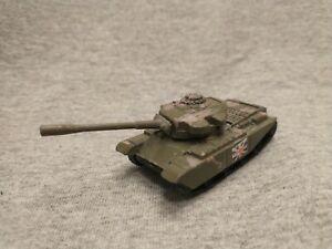 1980s? Uniborn Diecast British Tank