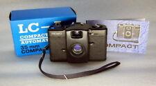 LOMO COMPACT LC-A camera. NEW. Russian logo.