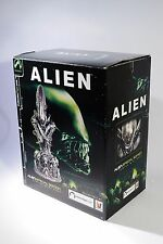 Palisades Exclusive Giger ALIEN Signature Edition PEWTER MiniBust 141-500, RARE!