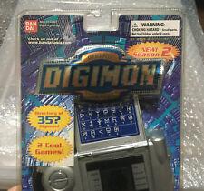 Digimon D-Terminal - English Digivice - Bandai Digital Monster - Still Sealed!