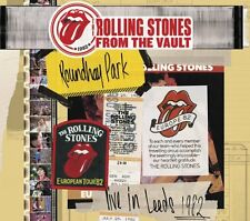 ROLLING STONES CD - FROM THE VAULT: LIVE IN LEEDS 1982 [2CD/1DVD](2015) - NEW