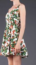 Joie Mare Floral Linen Silk Resort Style Dress XS NWT $318