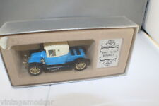 Corgi  C862 1910  12/16 Renault  Blue    As New, Boxed