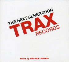 Various - Trax Records - The Next Generation (CD, Comp, Mixed + CD, Comp)