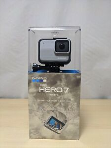 GoPro Hero7 White Waterproof Action Camera Touch Screen 1440p HD Video New