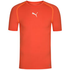 PUMA TB Shortsleeve Shirt orange F13 s