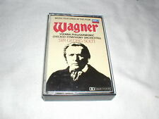 Wagner: Music Featured in the Film CASSETTE TAPE Soundtrack Vienna Solti London