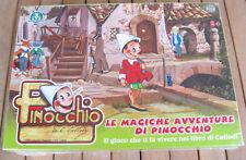 LE MAGICHE AVVENTURE DI PINOCCHIO - Giochi Preziosi 1997 NUOVO Vintage RARO
