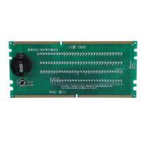 DDR2 DDR3 RAM Memorry Slot Tester Analyzer Test Card for AMD Intel Motherboard