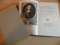 OLD VINTAGE FOLIO SOCIETY BOOK 60s HISTORY GREAT REBELLION EDWARD HYDE CLARENDON