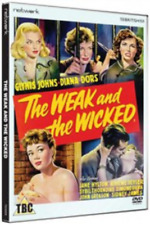 THE WEAK AND THE WICKED. Glynis Johns, Diana Dors. New Sealed DVD.
