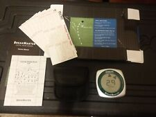 Exelys Digital Green Reader BreakMaster Lcd Display Pga Lpga Tour Pros