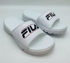 Fila Women's Tacombi Slide Sandals - White