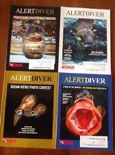Alert Diver (DAN) Magazine Entire Year 2014 Issues