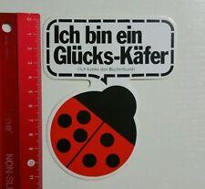 Aufkleber/Sticker: Glücks Käfer Bücherbund (100416184)