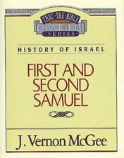 Thru the Bible Vol. 12. History of Israel (1 and 2 Samuel) [Paper