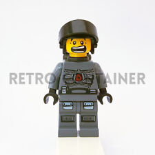 LEGO Minifigures - 1x sp096 - Space Police Officer - Omino Minifig Set 5973 5972