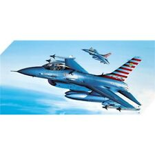Academy 1/72 F-16a Fighting Falcon # 1620 - Model Kit Us Air Force F16a 172
