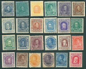 VENEZUELA early mint stamp collection