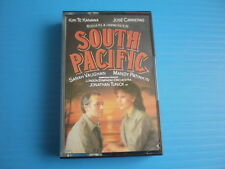South Pacific Rodgers & Hammerstein  1986 / Cassette Album Tape.