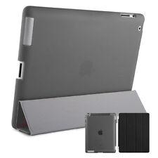 Smart funda protectora Ipad 2 3 4 case cover colocación soporte cáscara estuche negro