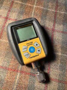 Fieldpiece SVG3 Vacuum Gauge used works great