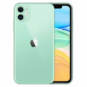 Apple iPhone 11 64GB Factory Unlocked Smartphone 4G LTE - Open Box