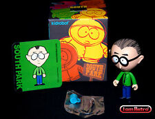 "Mr Mackey - South Park Series - Kidrobot - 3"" Figure Brand New Mint in Box"