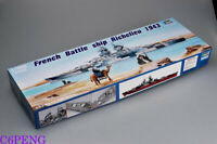 Trumpeter 05311 1/350 French battleship Richelieu Hot