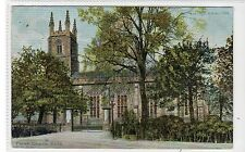 PARISH CHURCH, KEITH: Banffshire postcard (C18544)
