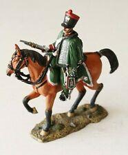 DEL PRADO HORSE GRENADIER SCOUT IMPERIAL GUARD 1813  HAND PAINTED METAL