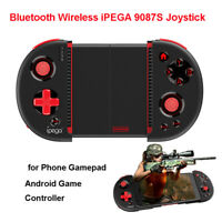 PG-9087s Gamepad Joystick Bluetooth Game Controller For Phone PC TV Box Tablet