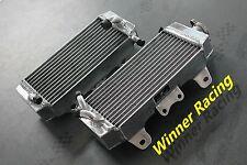 For Yamaha YZ250F/YZ 250 F 2007 2008 2009 aluminum alloy radiator LH+RH