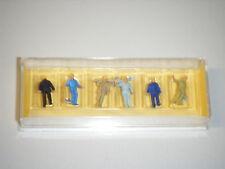 Preiser 9096 - Figurenset Gleisbauarbeiter (6 Figuren)