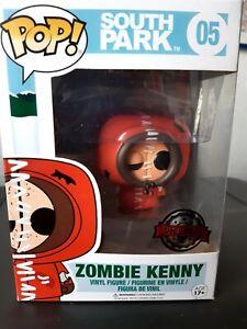 Funko Pop! South Park Zombie Kenny #05 exklusive Vinyl Figur