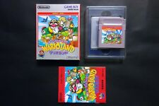 SUPER MARIO LAND 3 - WARIO LAND- Nintendo GameBoy JAPAN Good.Condition