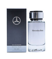 Mercedes Benz by Mercedes-Benz 4.0 oz EDT Cologne for Men New In Box