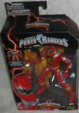 NIB POWER RANGERS DINO THUNDER LEGACY COLLECTION RED RANGER LIMITED EDITION