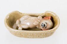 Golden Retriever Miniature Pets Ceramic Dog's Mattress Collectibles Cute Puppy